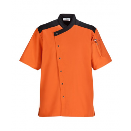 Snap Front Chef Coat